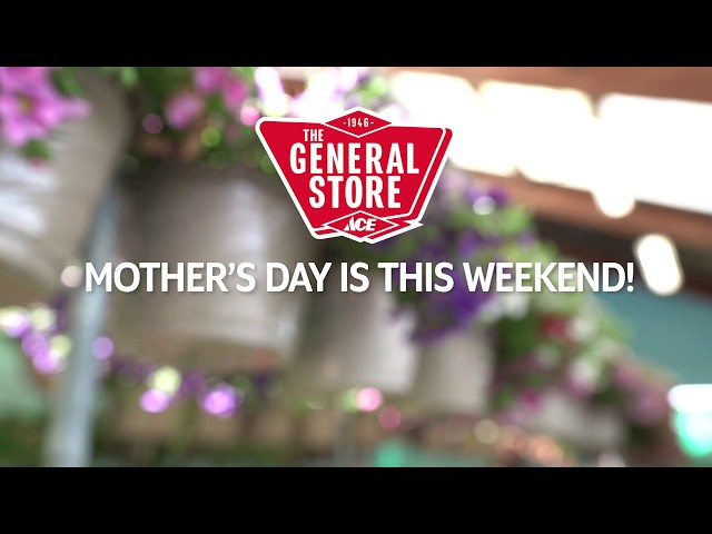 General Store Mothers Day Sale