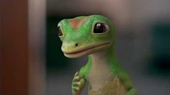 Geico Gecko Dollar Commercial