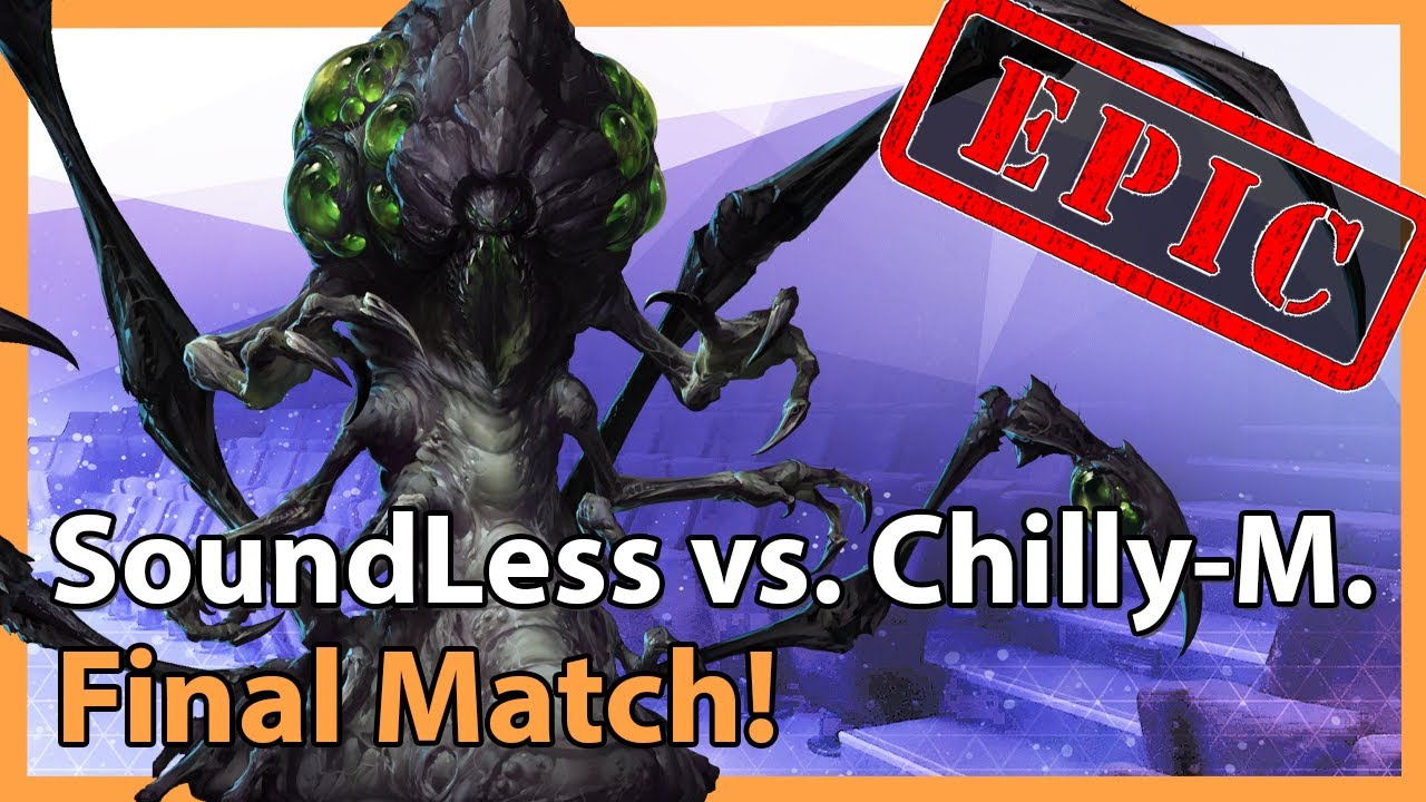 Playoffs: SoundLess vs. Chilly Mountain - Heroes of the Storm
