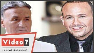 """بالفيديو.. عزت أبو عوف وهشام عباس يشاركان بمؤتمر برنامج """"الملكة"""""""