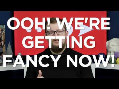 YouTube Update Jan 2017 - New Year, New Stuff!