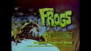 Frogs 1972 TV trailer