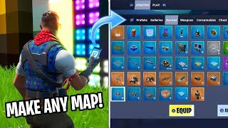How to Use FORTNITE CREATIVE MODE (EVERYTHING YOU NEED TO KNOW)