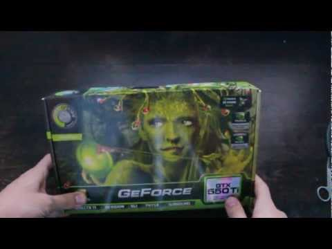 Unboxing - Placa de Vídeo - Point of View Nvidia GeForce GTX550TI