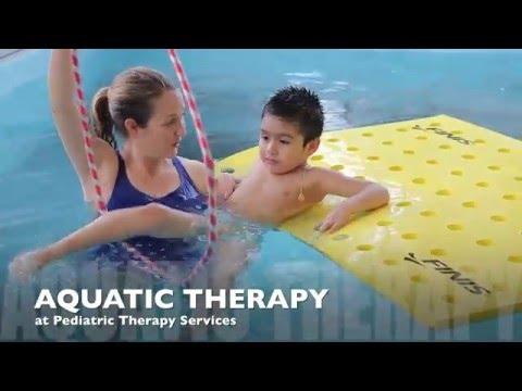 Aquatic Therapy at PTS