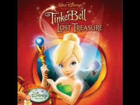 Tinkerbell & The Lost Treasure Soundtrack - alyson stoner - fly away home preview 2