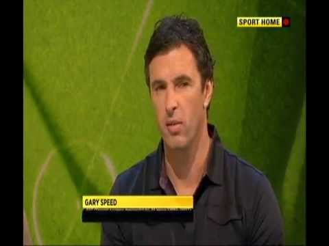 Gary Speed last interview on Football Focus 26th November 2011
