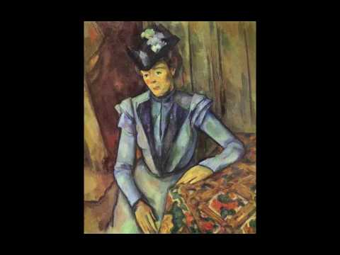 Paul Cézanne - His Portraits