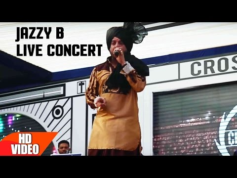 Jazzy B Live Concert | Bathinda | Speed Records
