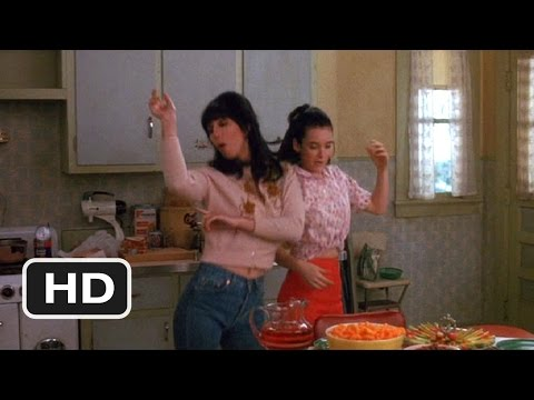 Mermaids (1990) - Dancing in the Kitchen Scene (12/12) | Movieclips