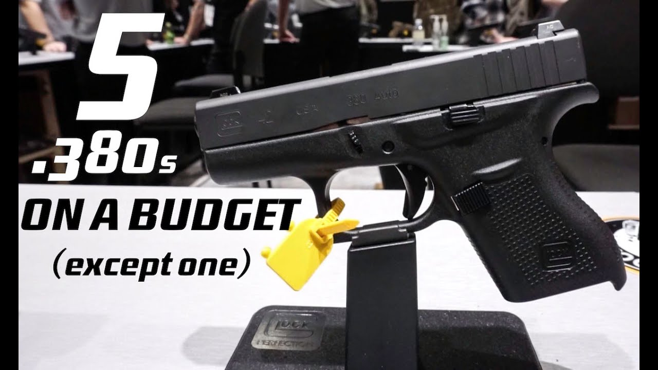 Top 4 Budget Minded  380s and One that Isn't - The Mag Life