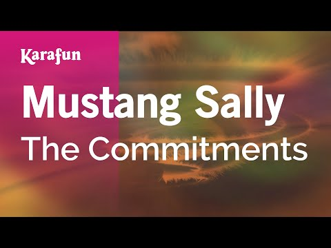 Karaoke Mustang Sally - The Commitments *