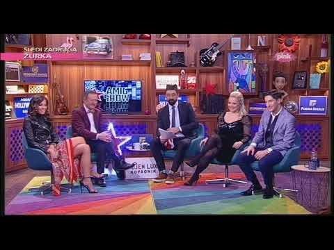 Kako su Mirka Vasiljević i njena baka reagovali na Vujadinovu priču o pijanstvu (Ami G Show S10)