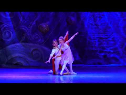 "Детский балет ""Щелкунчик"". Снежное адажио"