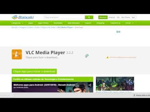 Como baixar e instalar o programa VLC Media Player 2 2 2