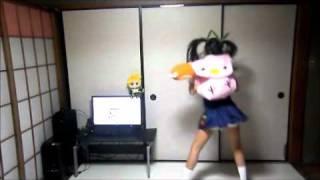 【ゆりにゃ】 ☆化物語☆八九寺のコスプレで帰り道 【踊ってみた】 thumbnail