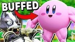 BUFFED Kirby Destroys Elite Smash
