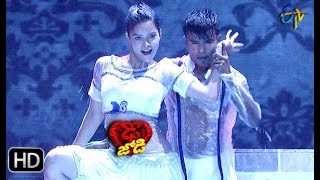 PrabhuDeva and Sonia Performance | Dhee Jodi | 5th December 2018 | ETV Telugu