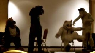 Big Cat Bash - Rap Song - Texas Furry Fiesta 2015 Furry Drama Show Skit