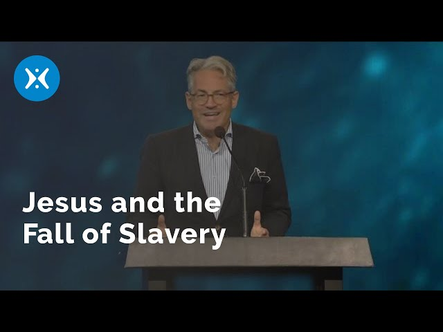 Jesus and the Fall of Slavery (With Political Pundit Eric Metaxas)
