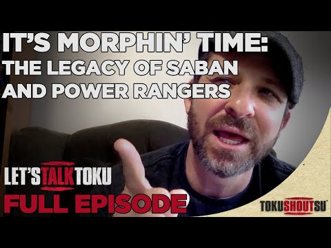 "Let's Talk Toku (2020) - ""It's Morphin' Time: The Legacy Of Saban And Power Rangers"" S1E06 (HD)"