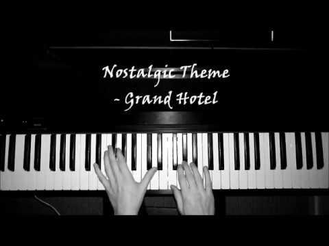 Nostalgic Theme (Gran Hotel/Grand Hotel) - Piano Cover