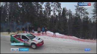 VI этап кубка России по ралли Яккима-2019