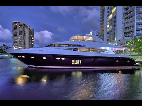 2011 Princess 95 Motor Yacht For Sale At MarineMax Presented By Scott Roberton