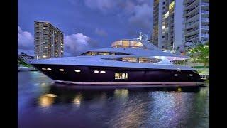 2011 Princess 95 Motor Yacht F…