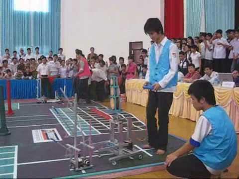 Robocon2009 final VietNam - THPT Chuyên Hùng Vương - Highschool Chuyen Hung Vuong