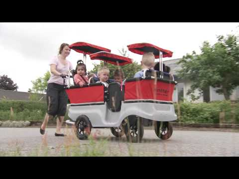Video: Winther Kinderbus Turtle