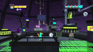 Phineas and Ferb: Quest for Cool Stuff - Walkthrough Part 1 [HD-1080p] [X360, PS3, Nintendo, Wii, WiiU, 3DS]