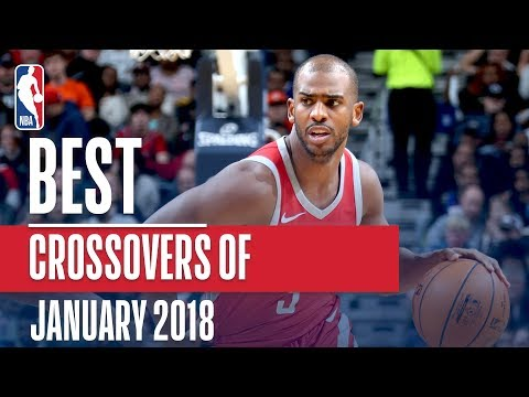 Best Crossovers and Handles of the Month | January 2018