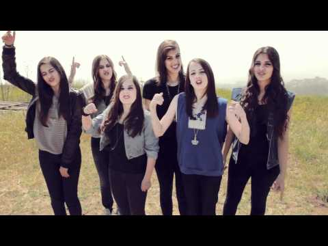 """Stronger (What Doesn't Kill You)"" by Kelly Clarkson, cover by CIMORELLI"