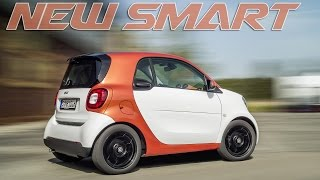 Smart 2014: New Smart ForTwo - ForFour | Trailer