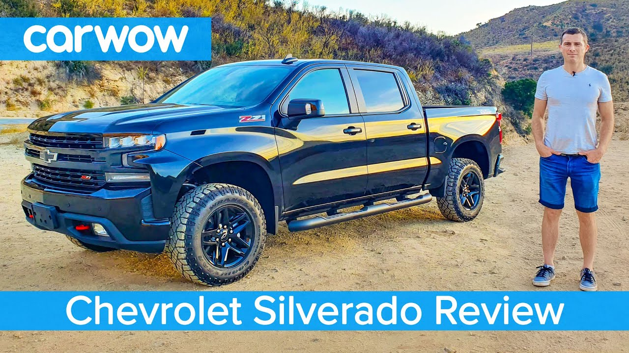 Why Is This Pickup Truck Sooo Popular Chevrolet Silverado Review Youtube