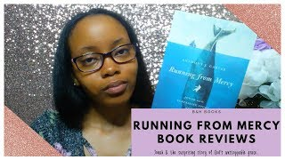 Running From Mercy by Anthony J. Carter {Book Review}