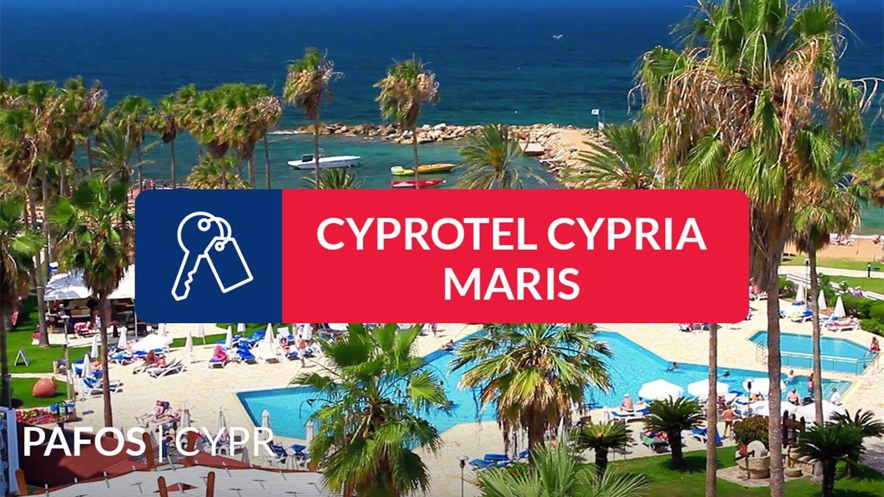 Cypria Maris Beach Hotel Spa Cyprus