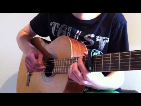 Safe And Sound By Taylor Swift (fingerstyle)