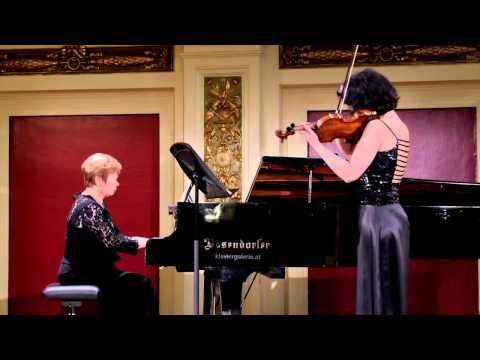 Sternzeichen SKORPION - Internationaler Musiksalon Wien | Nina Igudesman