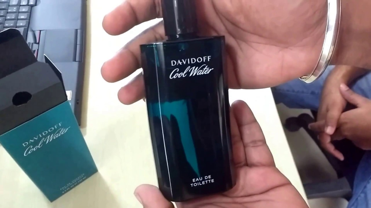 Best Perfume Davidoff Cool Water Youtube