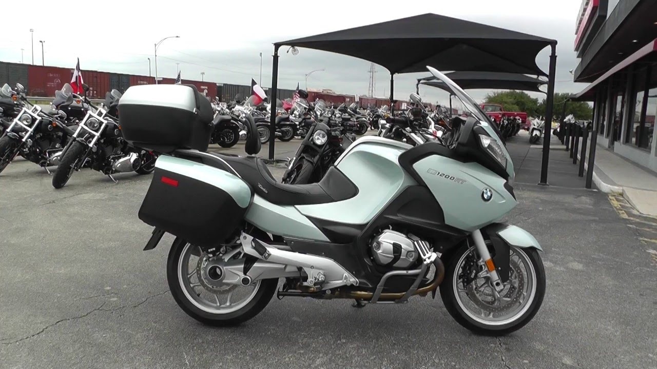 w18186 2010 bmw r1200rt w abs used motorcycle for sale youtube. Black Bedroom Furniture Sets. Home Design Ideas