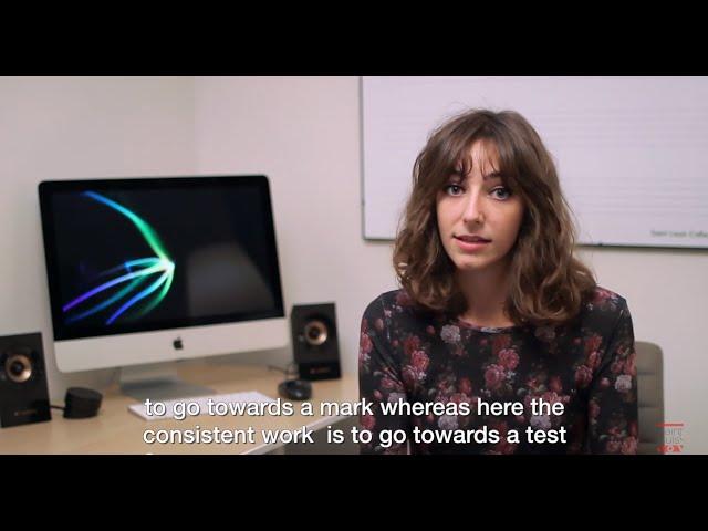 Francesca Fairclough   Voice&Sound Engineering   England