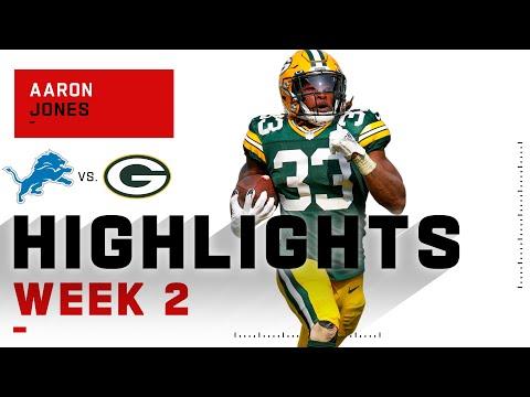 Lions vs. Packers - Game Recap - September 20, 2020 - ESPN
