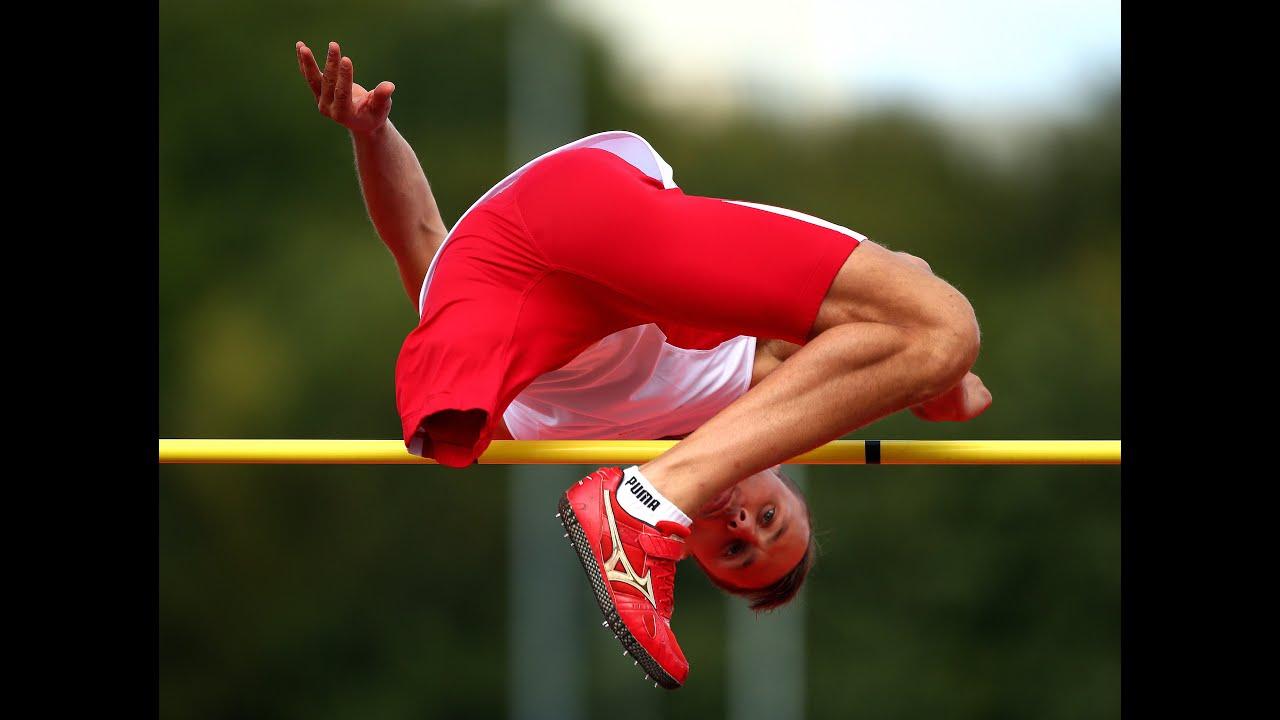 Men's high jump T42 | 2014 IPC Athletics European ...