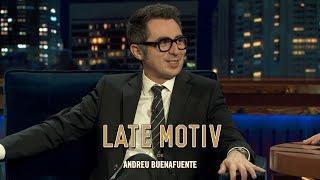 LATE MOTIV - Berto Romero y el día que le abrieron 'La Ventana' | #LateMotiv310