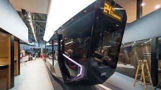 Трамвай будущего - R1 , iPhone на рельсах