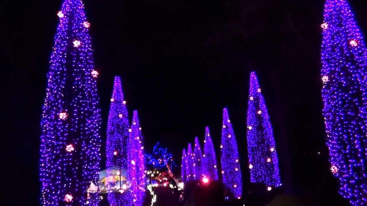 santas wonderland at college station texas nov 27 2013 youtube - Christmas Lights College Station