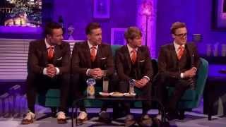 McFly on Alan Carr