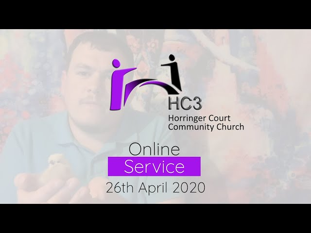 HC3 Online - 3rd May 2020 - Guarding Yourself